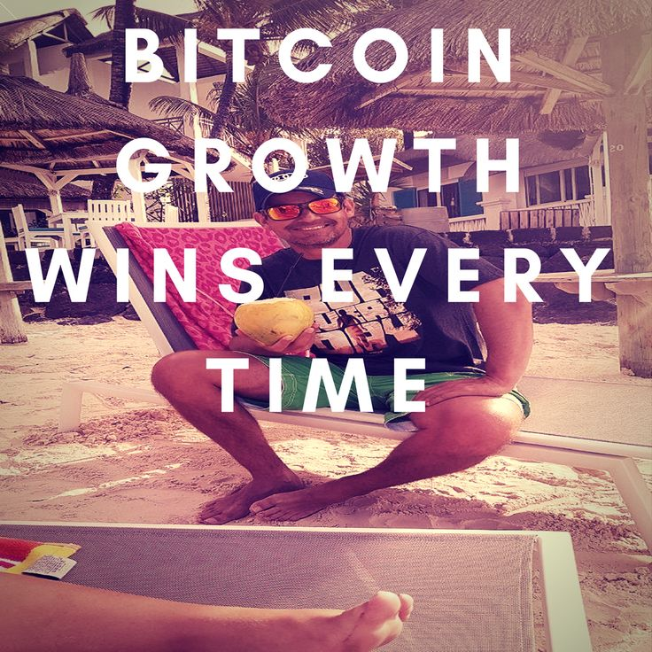 Grow your bitcoin daily. Find out how . . .