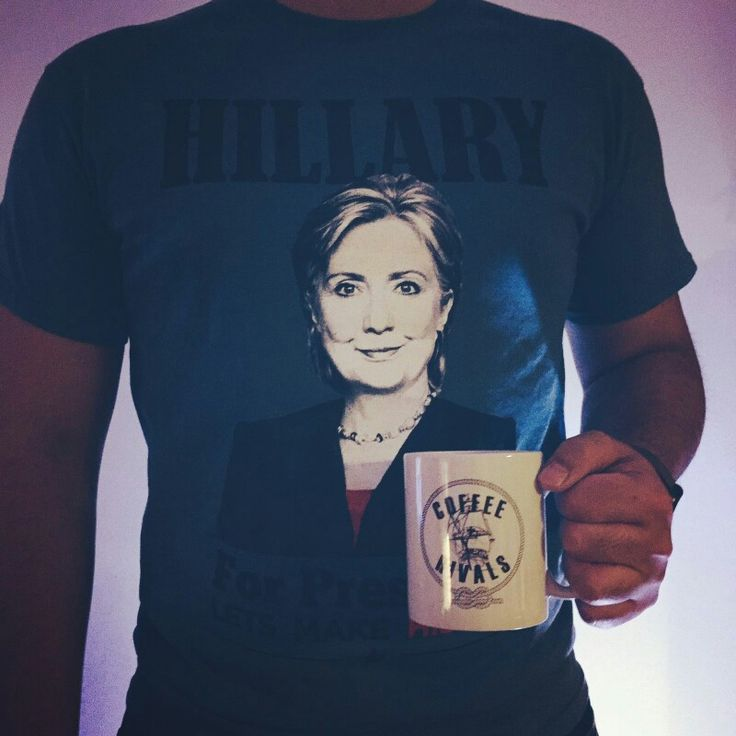 To our American friends: we support you with #coffee so make sure to go out and #vote today! #coffeetime #hillaryclinton #koffie #koffiemoment #spannend #zeghetmetkoffie