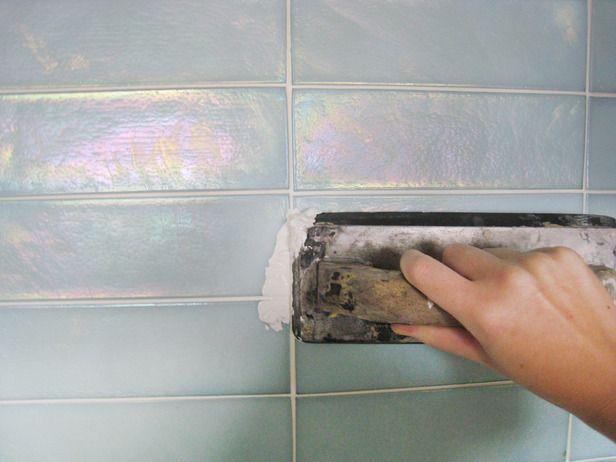 How To Install Glass Tile Backsplash In Bathroom Remodelling Inspiration Decorating Design