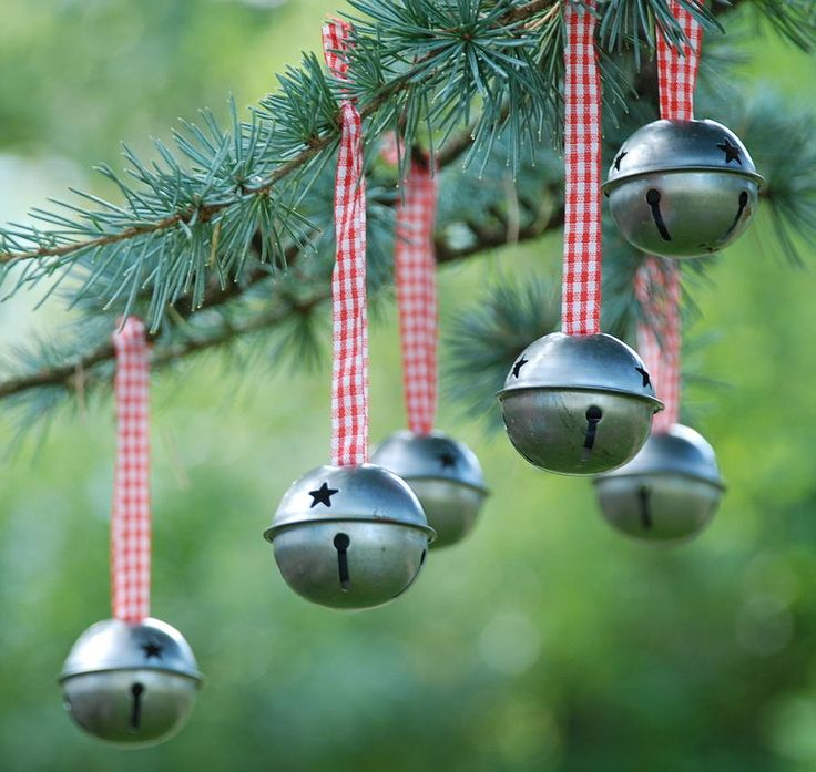 Bell Decorations Impressive 225 Best Christmas Bell Ornaments Images On Pinterest  Christmas Inspiration Design