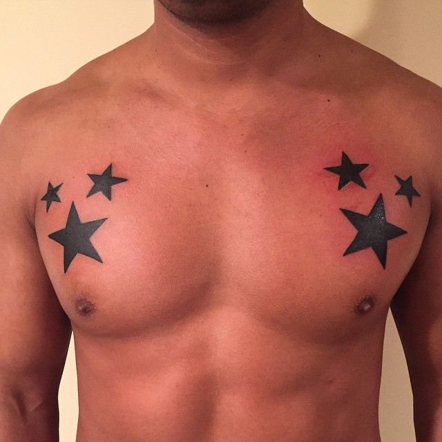 92 Best Star Tattoos Images On Pinterest