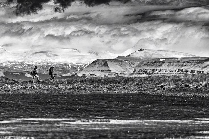 The Patagonian Andes @ Kooi Noom.