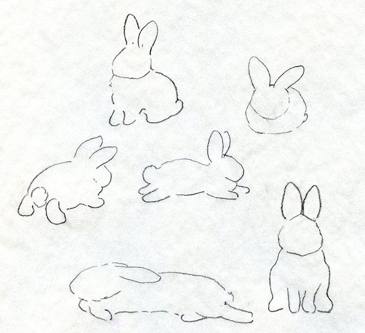 Learn How to Paint a Beautiful Bunny