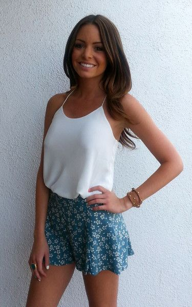 Best 20  Casual shorts outfit ideas on Pinterest | Casual summer ...