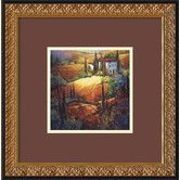 Found it at Wayfair - 'Morning Light Tuscany' by Nancy O'Toole Framed Painting Print