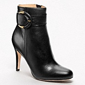 Gorgeous booties by Coach