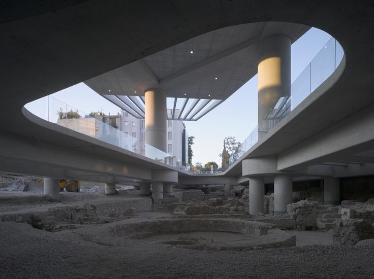 Acropolis Museum | The Acropolis Museum is located in the historical area of Makriyianni ...