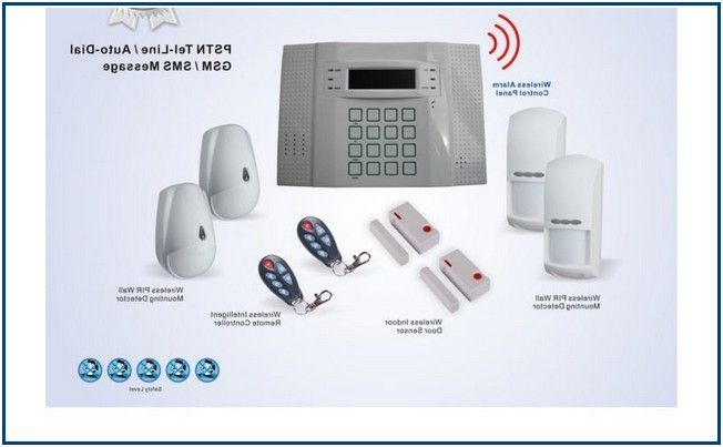 Remarkable Home Burglar Alarm Systems