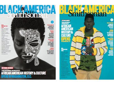 Smithsonian's September Issue Explores Being 'Black in America'. Good articles…