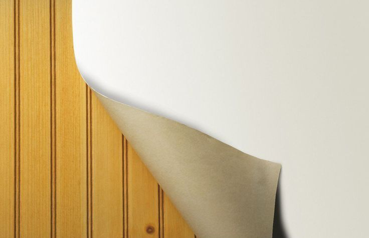 How To Install Wallpaper Over Paneling Heavy Duty