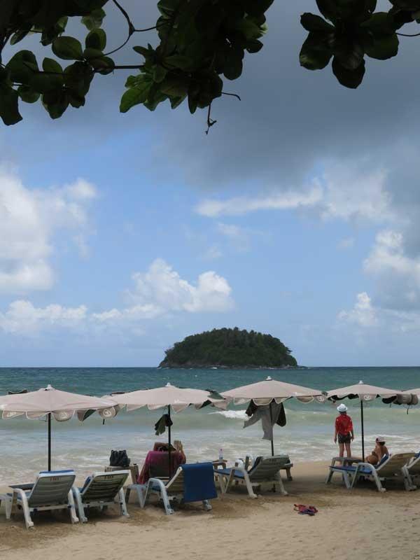 Ko Poo (Crab Island) @ Kata Beach   Phuket Beaches ...