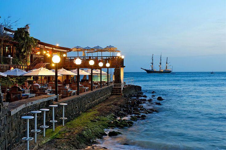 Hotel Ocea D'Agua, Santa Maria, Sal, Cape Verde #hotels #travel #team238