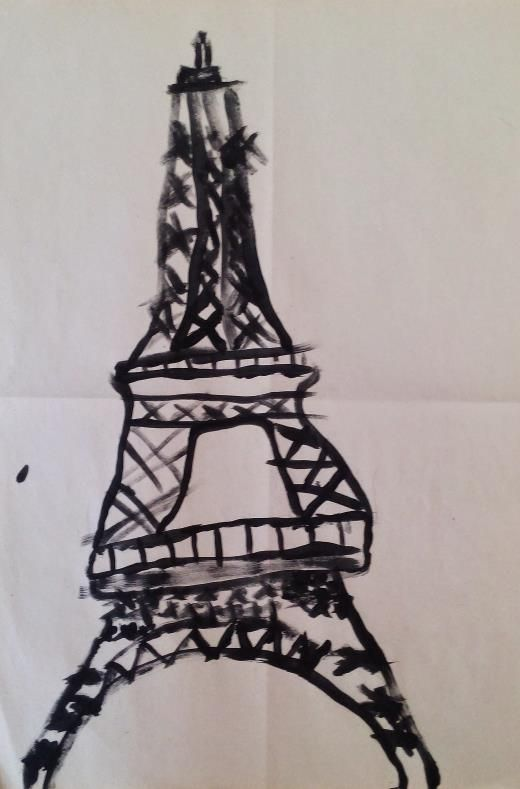 A geography of eiffle tower