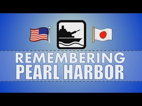 Pearl Harbor for Kids (Educational Videos for Students) Free TV (Cartoon Network) @FresBerg - YouTube