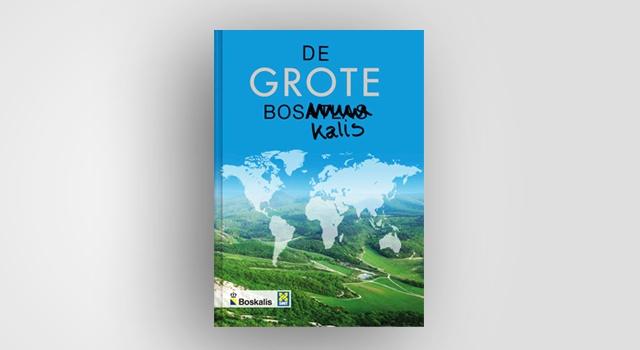 DM   Koninklijke Boskalis maakt graag altijd en overal kennis met het aanstormend talent van Nederland. Zij kunnen een wereld van verschil maken. Moet ook wel als je de uitdagingen ziet die het bedrijf wereldwijd oppakt. In deze campagne vragen we nog net iets meer. Namelijk, heb jij het in je om de wereld te veranderen? Begin dan bij Boskalis.