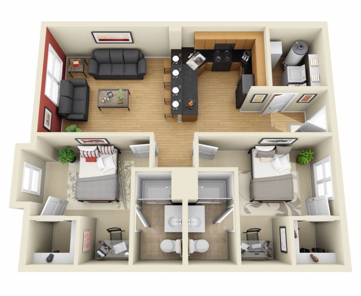 Apartments For Rent Two Bedrooms Model Property Best Decorating Inspiration