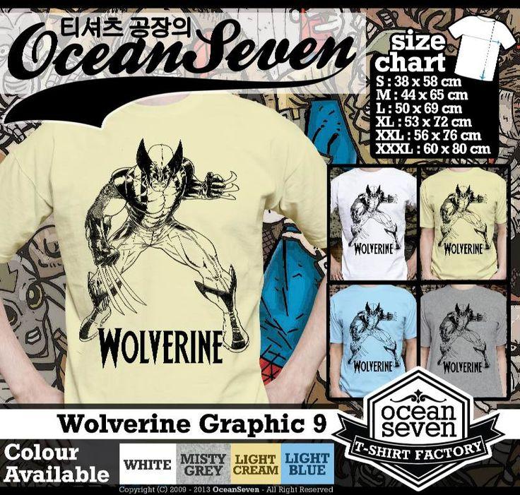 Kaos Wolverine X-Men