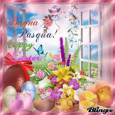 Buona Pasqua - Happy Easter~