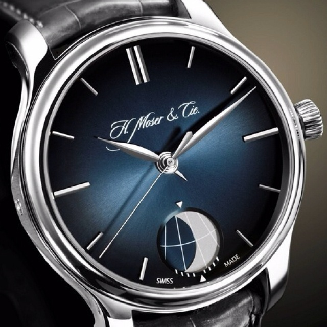 Moon phase h moser
