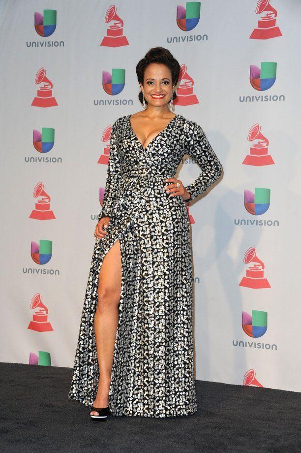 Actress Judy Reyes.