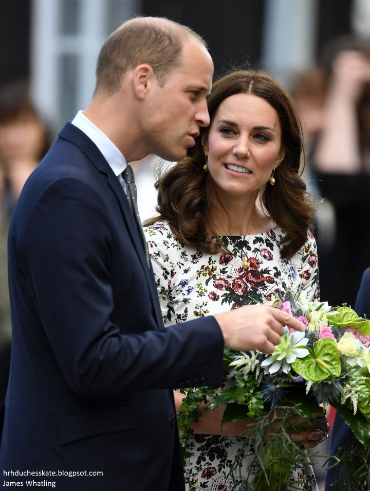 The Duke and Duchess of Cambridge began Day Two of the royal tour with a sombre visit to the former Nazi Concentration Camp, Stutthof. ...