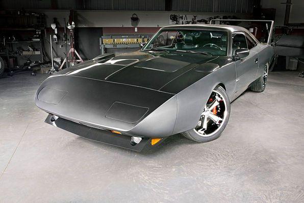 1969 Daytona Is Really A 2006 Charger SRT8