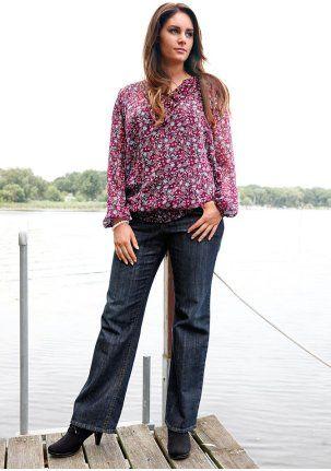 Туника - http://www.quelle.ru/New_arrivals/Bigsizes_fashion/Bigsizes_shirts/Tunika__r1328872_m299212.html?anid=pinterest&utm_source=pinterest_board&utm_medium=smm_jami&utm_campaign=board5&utm_term=pin39_09042014 Легкая прозрачная туника с цветочным принтом. Снизу на резинке. Освежает и придает образу легкость и утонченность. #quelle #big #size #transparent #tunic #flower #print #style