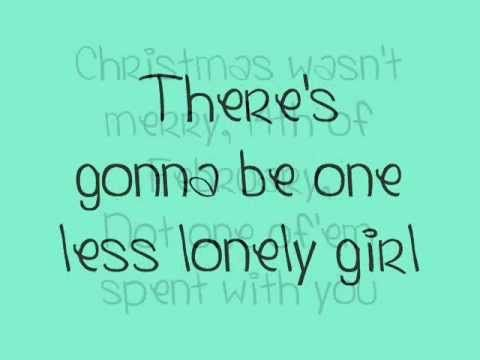 213 - Lonely Girl (with lyrics) - YouTube