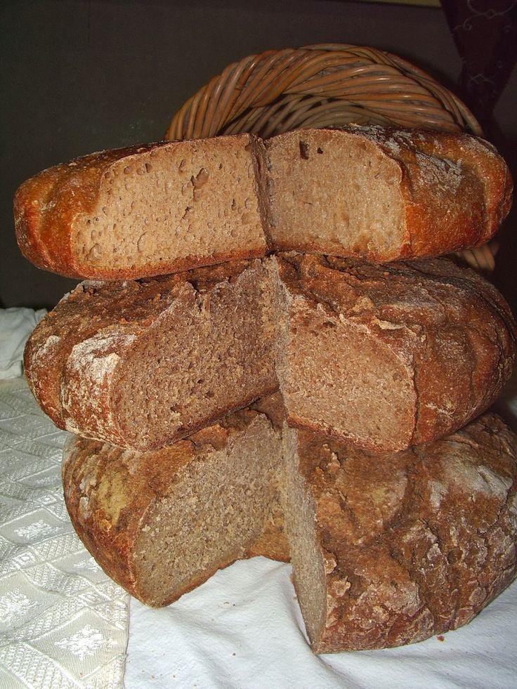 Old Stuff: Three Types of Bread | Eulalia Hath A Blogge