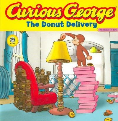 Curious George And the Donut Delivery