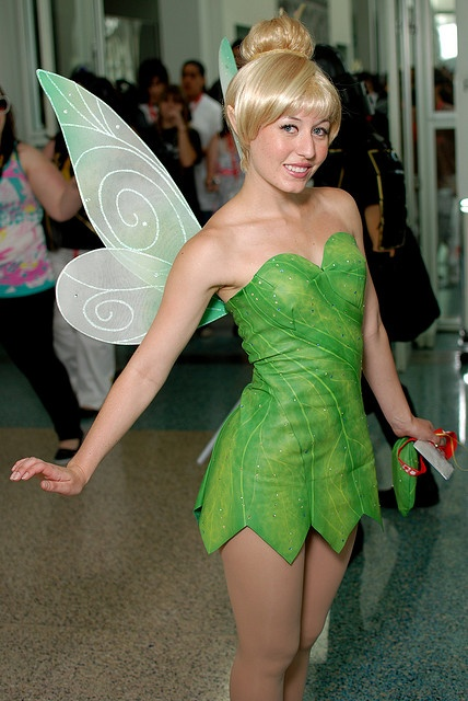 Tinkerbell  sc 1 st  Pinterest & 11 best tinkerbell cosplay images on Pinterest | Costume ideas ...