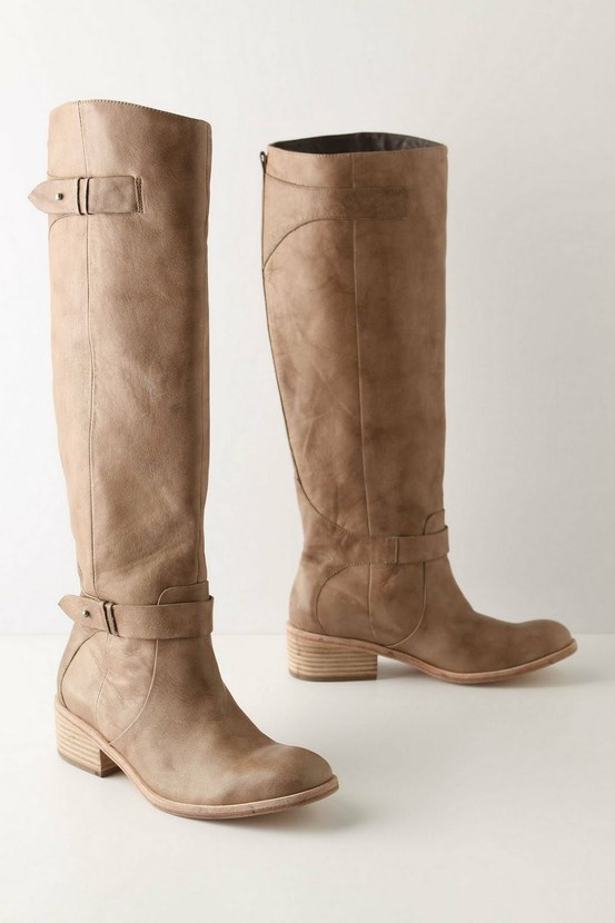 Boots! I need a pair. Maybe for Christmas..Cough cough MOM cough cough.