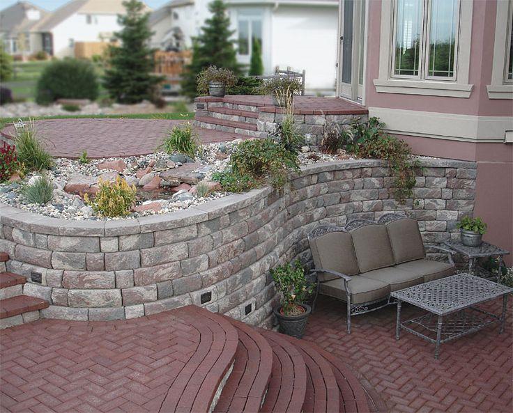 Retaining Walls and Seating | Enhance Pavers, Retaining Walls, Firepits | Jacksonville, Ponte Vedra, Orange Park, Fleming Island, St. Augustine Florida