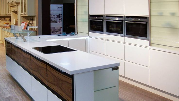 "Kitchen Cabinet ""Nobilia Pura HighLight"""