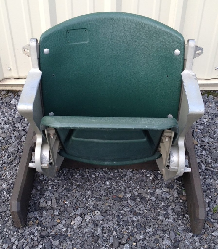 Stadium Seats for Sale!!! PNC Field Stadium Seats will be on sale tomorrow, August 4 from 10 a.m.- 2 p.m. in the PNC FIeld Trolley Garage Parking Lot. Seats are $100 for a section of four seats AS IS. Seats are wall mounted and are seen in this photo as a display model only. Seats WILL NOT come mounted.