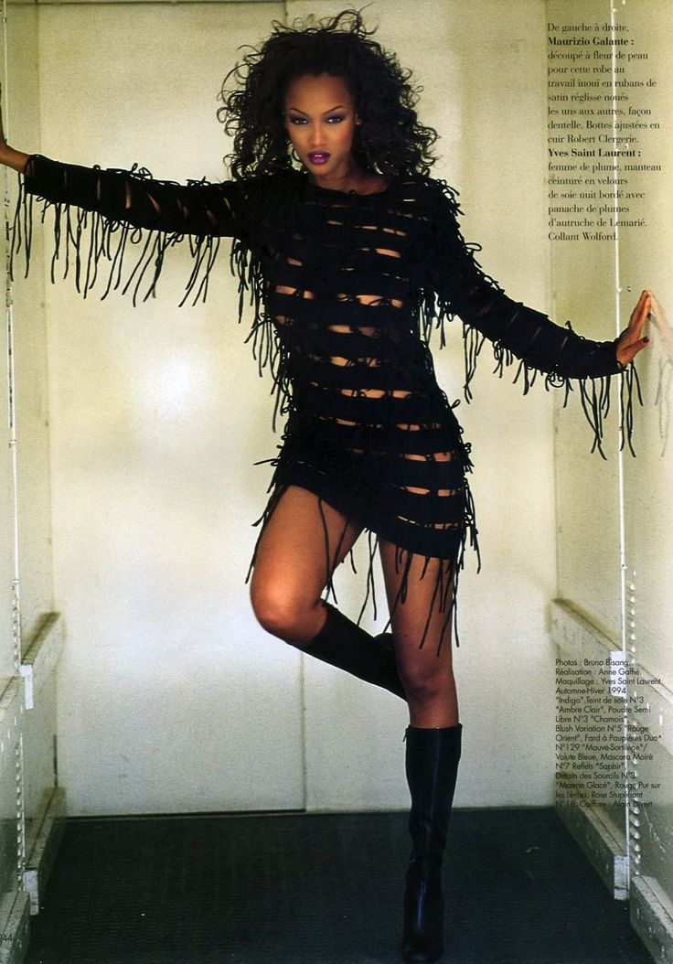 Tyra Banks – From supermodel to role model