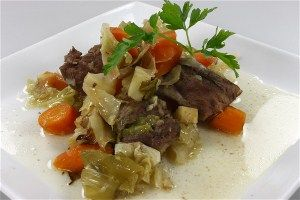 Irish stew ( Stegeso ) 4