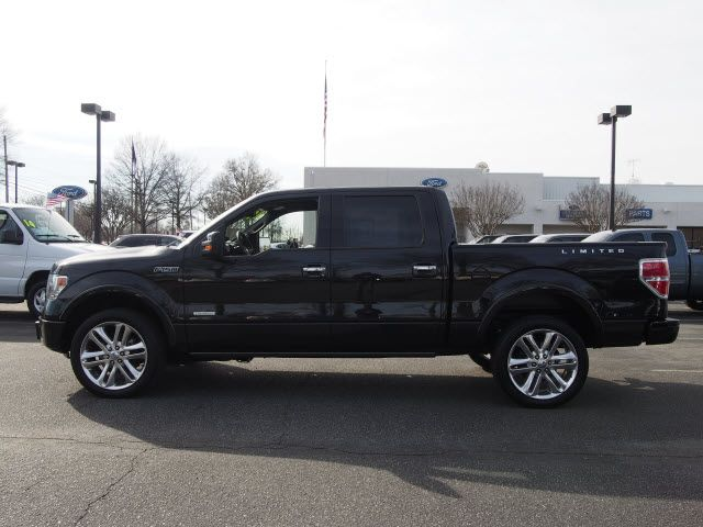 2014 Ford F 150 Limited