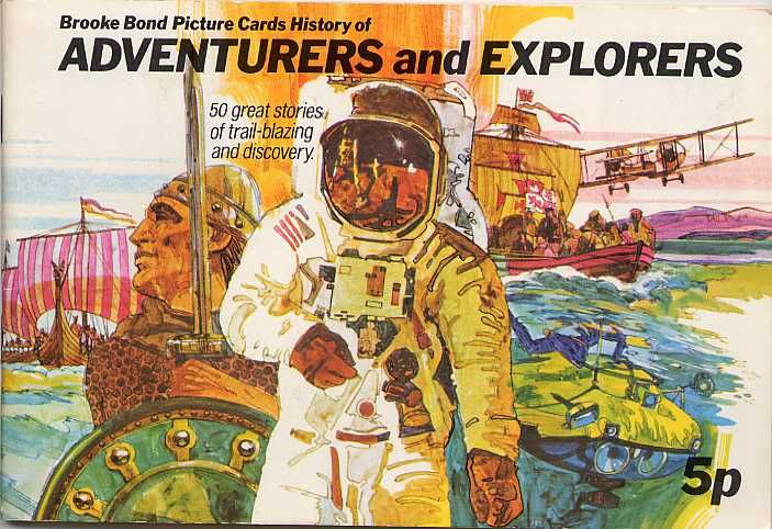 Adventures and Explorers 1973