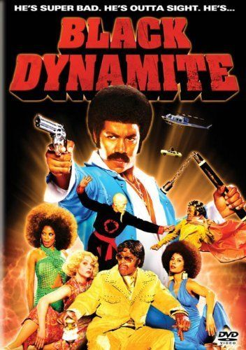Black Dynamite (2009). Hilarious; I san't not think of my brother every time this movie comes up.  Score: 8.5