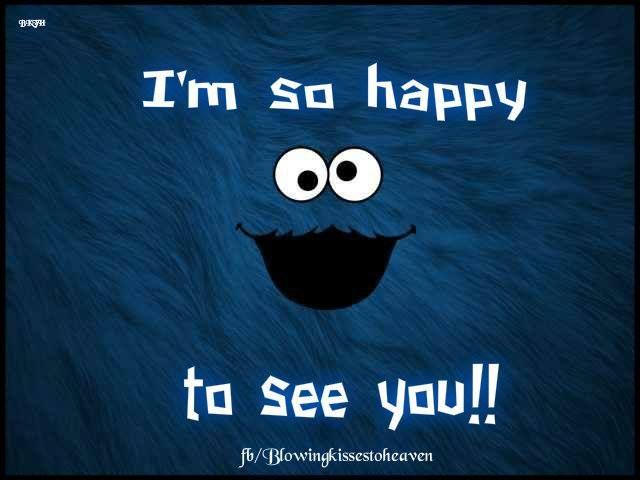 happy to meet your acquaintance