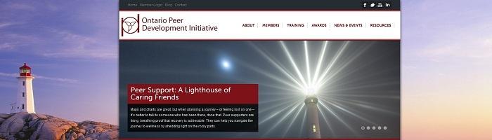 Ontario Peer Development Initiative   OPDI