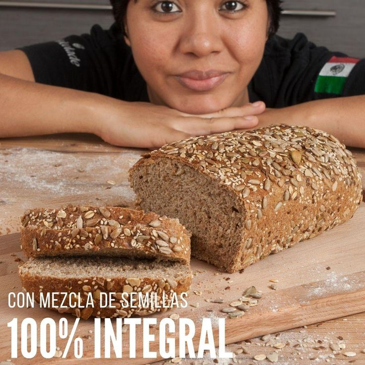 En este video les comparto Como hacer Pan con harina Integral y Semillas, es un pan 100 % Integral al cual le he añadido una mezcla de semillas de girasol y semillas de calabaza asi como tambien hojuelas de avena. Es un pan integral casero muy saludable que espero que les guste. #KatastrofaLaCocina Whole Wheat Bread, Sunflower Seeds, Baking Tips, Diet And Nutrition, Zumba, Pizza, Pastel, Healthy Recipes, Bread Recipes