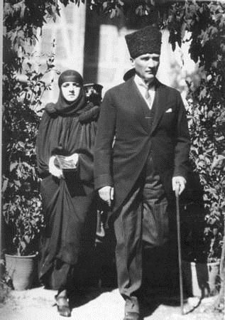 ✿ ❤ Atatürk ve Latife Hanım