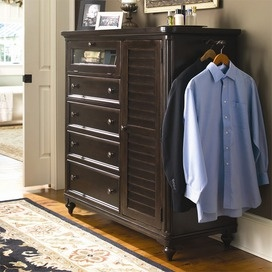 This would work great in my bedroom (Paula Dean furniture) - if only my dog didn't need a heart ultrasound!