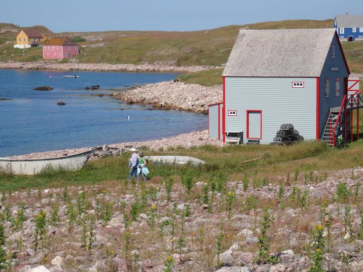 Saint Pierre et Miquelon - La Caleya