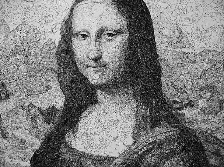 Keita Sagaki Mona Lisa