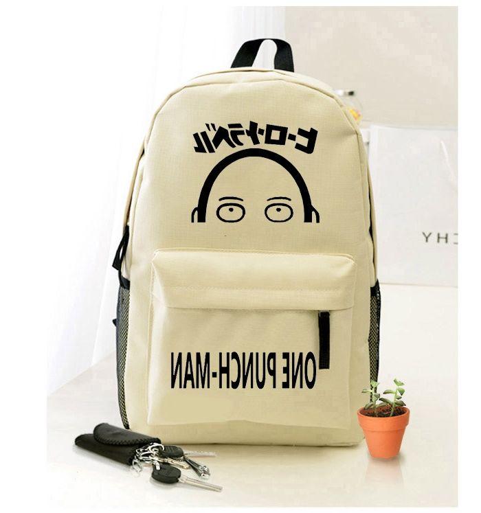 28.79$  Buy here - https://alitems.com/g/1e8d114494b01f4c715516525dc3e8/?i=5&ulp=https%3A%2F%2Fwww.aliexpress.com%2Fitem%2F2016-New-Japanese-One-Punch-Man-Students-school-bag-ONEOppai-bag-One-Punch-Man-Saitama-Backpacks%2F32575969314.html - 2016 New Japanese One Punch-Man Students school bag ONEOppai bag One Punch Man Saitama Backpacks 28.79$