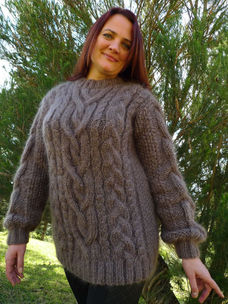 Arm Knitting Pullover : Best lanaknittings mohair creations images on