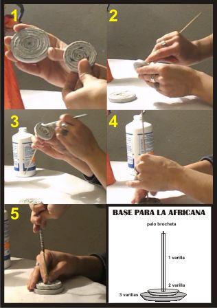 Base para la africana